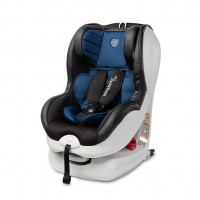 Autosedačka CARETERO Defender Plus Isofix 2016 navy