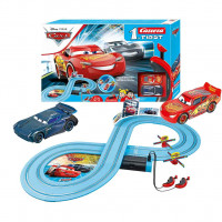 Autodráha Carrera FIRST Cars - Power Duell 2,4 m