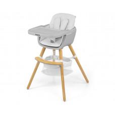 Jedálenská stolička Milly Mally 2v1 Espoo biela Preview