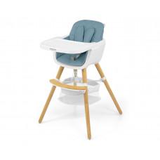 Jedálenská stolička Milly Mally 2v1 Espoo modrá Preview