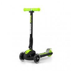 Detská kolobežka Milly Mally Magic Scooter zelená Preview