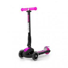 Detská kolobežka Milly Mally Magic Scooter pink Preview