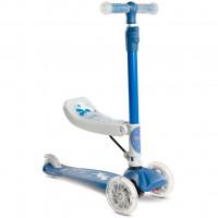 Toyz Tixi  Detská kolobežka 2v1 - Modrá