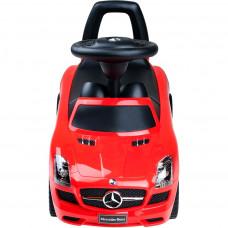 Odrážadlo Mercedes-Benz Baby Mix - červené Preview