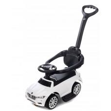 Aga4Kids Odrážadlo BMW s vodiacou tyčou - Biely Preview
