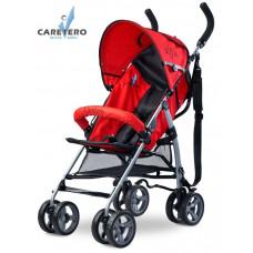 Golfový kočík CARETERO Alfa red 2016 Preview