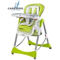 Stolička CARETERO Bistro green
