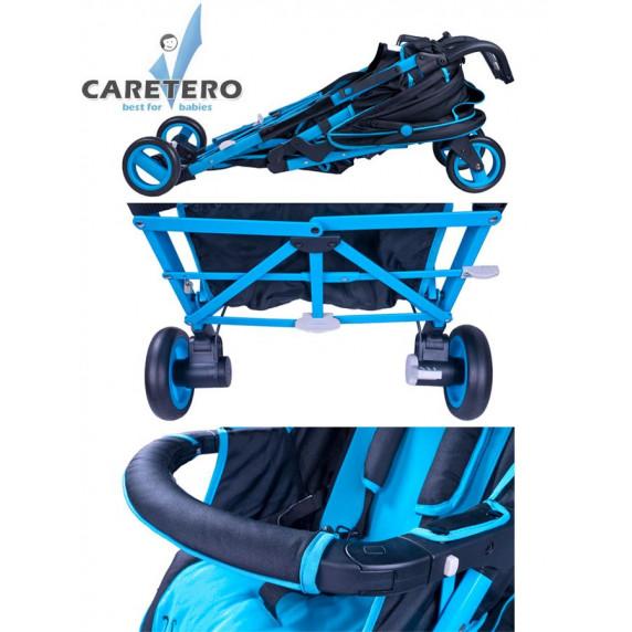 Športový kočík CARETERO Sonata grey