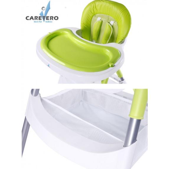 Stolička CARETERO Pop green