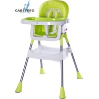 Stolička CARETERO Pop green