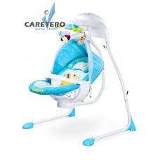 Detská hojdačka CARETERO Bugies modrá Preview