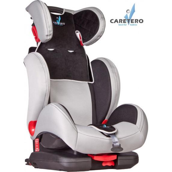 Autosedačka CARETERO DiabloFIX s Isofix red 2015