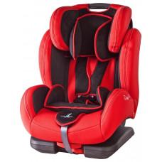 Autosedačka CARETERO DiabloFIX s Isofix red 2015 Preview