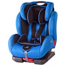 Autosedačka CARETERO DiabloFIX s Isofix blue 2015  Preview