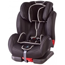 Autosedačka CARETERO DiabloFIX s Isofix black 2015  Preview