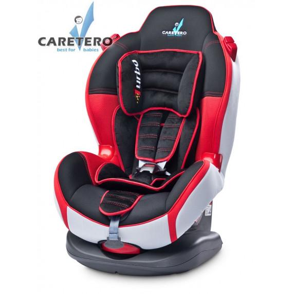 Autosedačka CARETERO SPORT TURBO red 2015