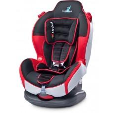 Autosedačka CARETERO SPORT TURBO red 2015  Preview