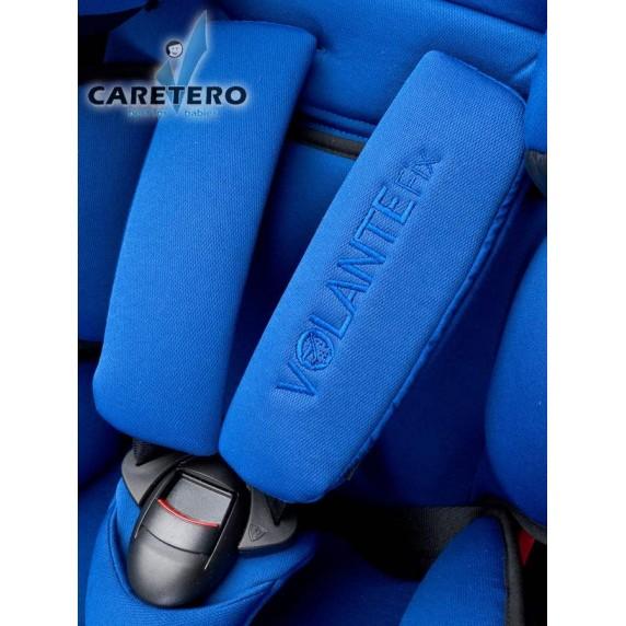 Autosedačka CARETERO Volante Fix grey 2016