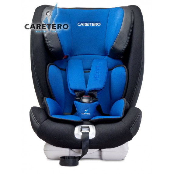 Autosedačka CARETERO Volante Fix navy 2016