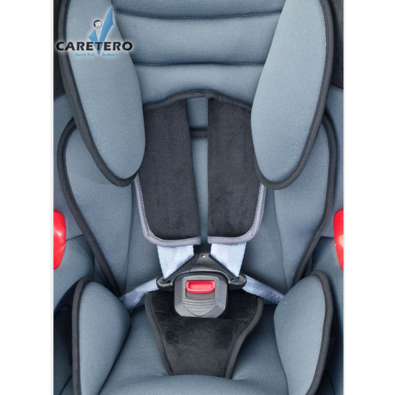 Autosedačka CARETERO IBIZA New black 2016