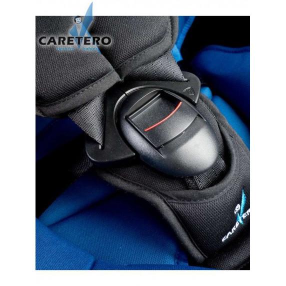 Autosedačka CARETERO Defender Plus Isofix blue 2016