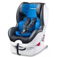 Autosedačka CARETERO Defender Plus Isofix blue 2016 Preview