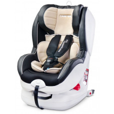 Autosedačka CARETERO Defender Plus Isofix béžová Preview