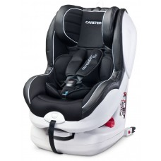 Autosedačka CARETERO Defender Plus Isofix black 2016 Preview