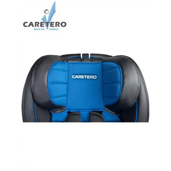 Autosedačka CARETERO Defender Plus Isofix grey 2016