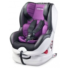 Autosedačka CARETERO Defender Plus Isofix purple 2016  Preview
