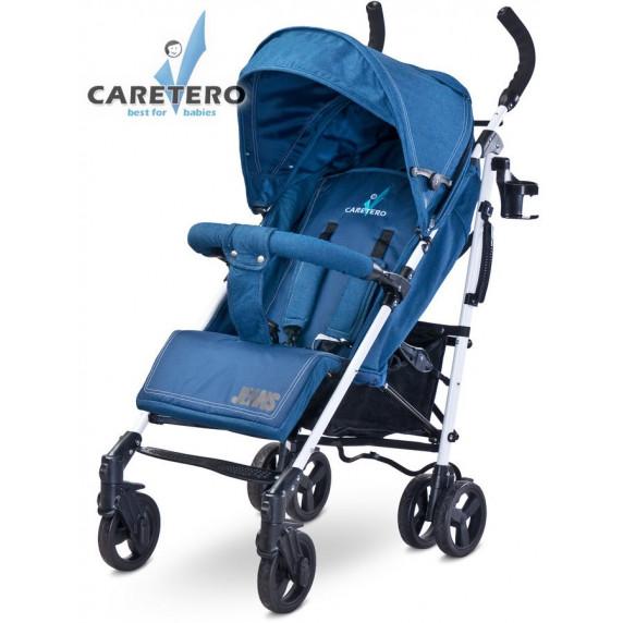 Golfový kočík CARETERO Jeans blue 2016