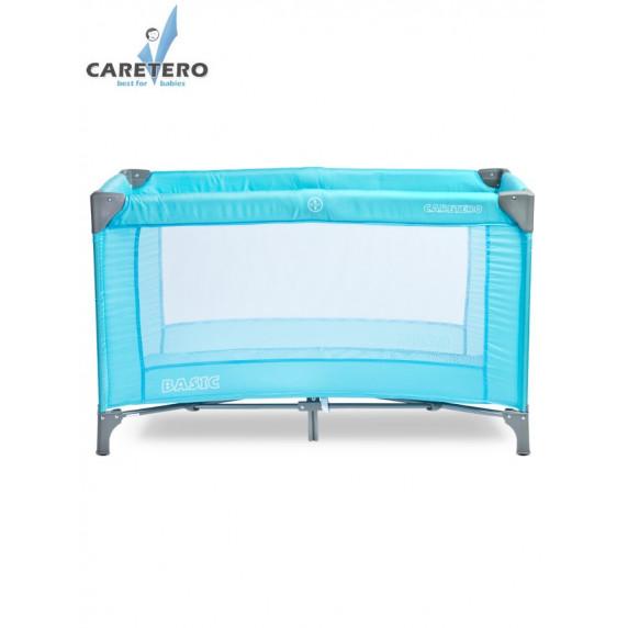 Cestovná postieľka CARETERO Basic 2016 green