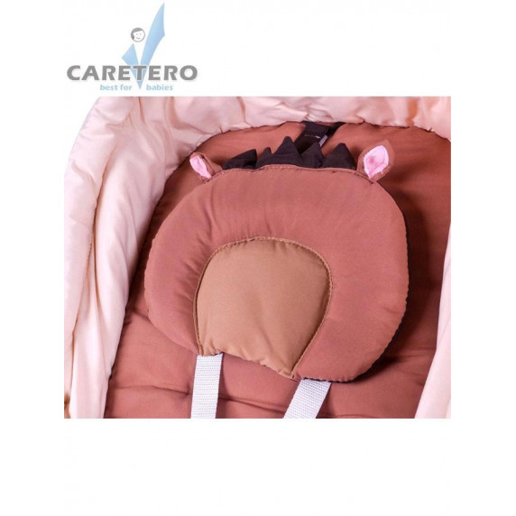 Detské ležadlo CARETERO Rancho pink