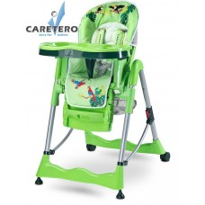 Jedálenská stolička CARETERO Magnus Fun green Preview