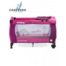 Cestovná postieľka CARETERO Medio purple Preview
