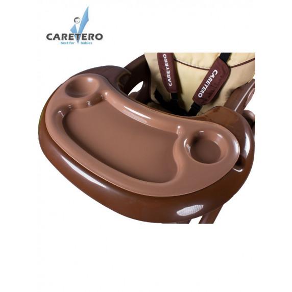 Stolička CARETERO Primus brown