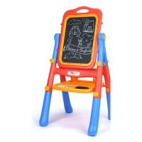 Obojstranná edukačná tabuľa Toyz red