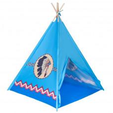 Detský indiánsky stan teepee PlayTo modrý Preview