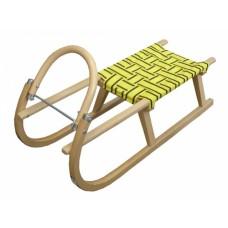 Acra sane drevené 95 cm žlté Preview