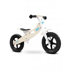 """Detské drevené cykloodrážadlo Toyz Velo 12"""" -  natural Preview"""