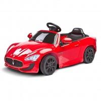 Elektrické autíčko Toyz MASERATI GRANCABRIO - 2 motory red