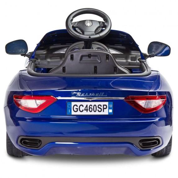 Elektrické autíčko Toyz MASERATI GRANCABRIO - 2 motory - červené