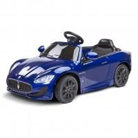 Elektrické autíčko Toyz MASERATI GRANCABRIO - 2 motory - modré