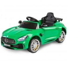 Elektrické autíčko Toyz Mercedes GTR - 2 motory green Preview