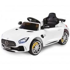 Elektrické autíčko Toyz Mercedes GTR - 2 motory white Preview