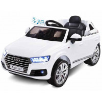 Elektrické autíčko Toyz AUDI Q7-2 motory - biele