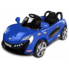 Elektrické autíčko Toyz Aero - 2 motory, 2 rýchlosti modré Preview