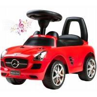 Odrážadlo Mercedes-Benz Baby Mix - červené