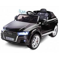 Elektrické autíčko Toyz AUDI Q7-2 motory - čierne