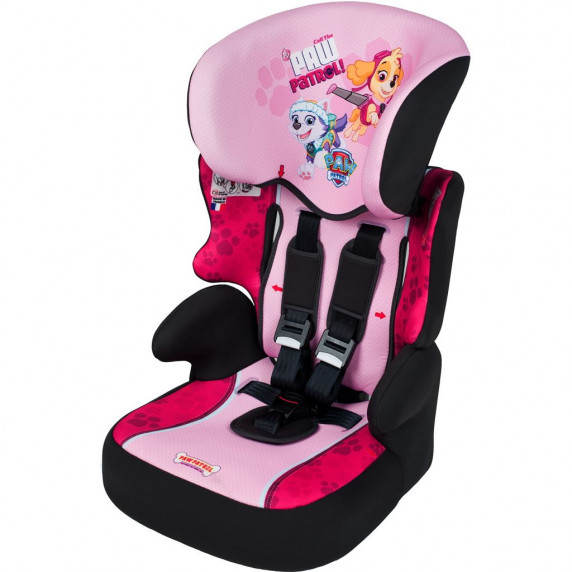 Autosedačka Nania Beline Sp Paw Patrol 2017 pink